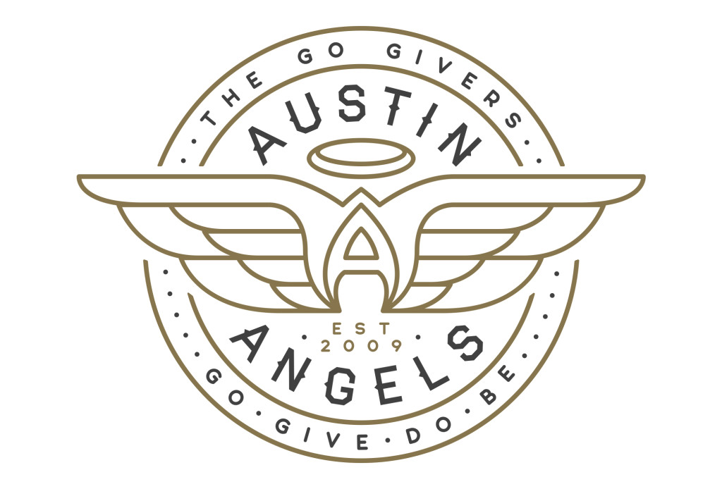 austin angels logo design austin texas