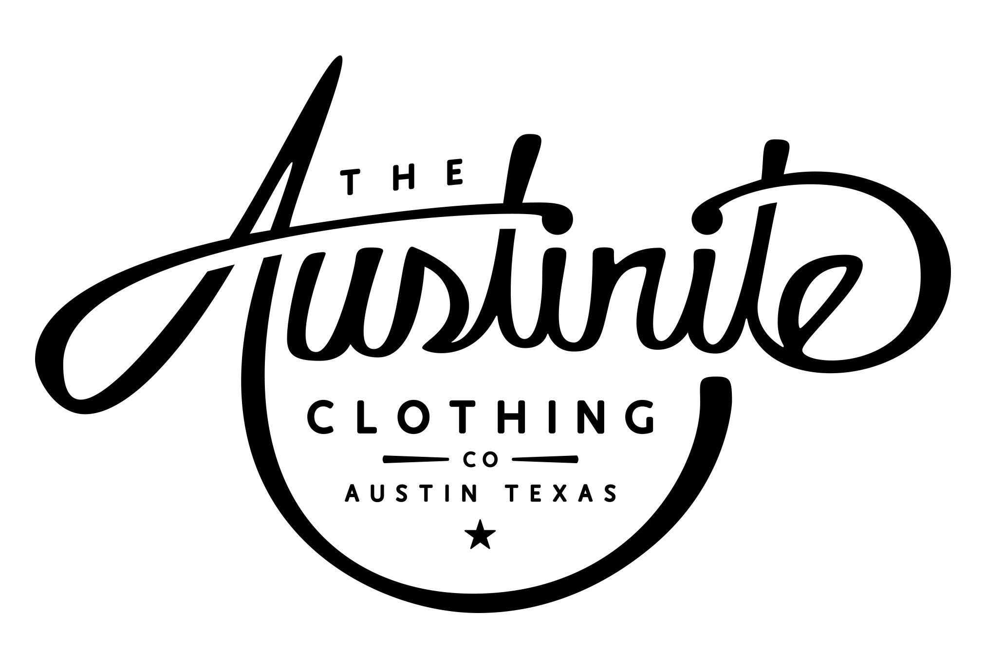 Austinite Clothing Co Left Hand Design Left Hand Design